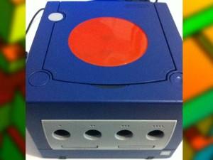 Parte superior si pegatina de Nintendo.